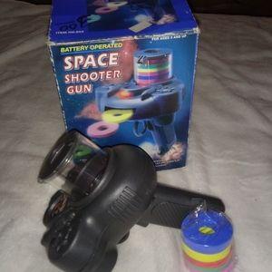 Space shooter gun